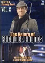 Return Of Sherlock Holmes, Vol. 2
