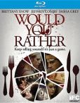 Video/DVD. Title: Would You Rather