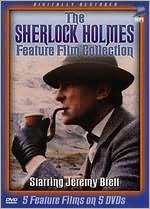 Sherlock Holmes Feature Film Collection