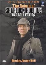 Return of Sherlock Holmes Dvd Collection