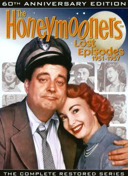 Honeymooners: Lost Episodes - Comp Restored Series