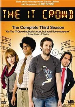 It Crowd: the Complete Third Season