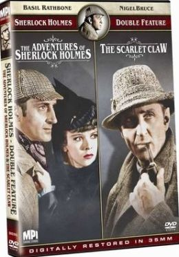 Adventures of Sherlock Holmes/the Scarlet Claw