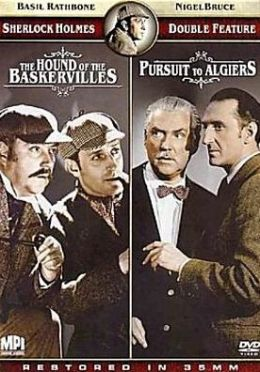 Hound of the Baskervilles/Pursuit to Algiers