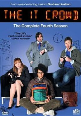 It Crowd: the Complete Fourth Season