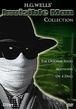 Invisible Man: the Complete Series
