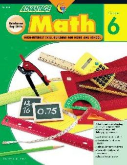 Advantage Math Workbook - Grade 5 Grade Level 5