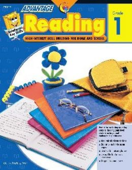 Advantage Reading Workbook- First Grade Grade Level 1