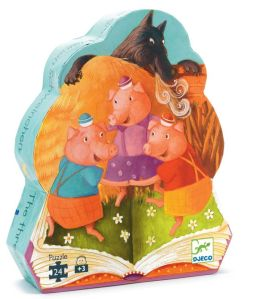 The 3 Little Pigs Puzzle
