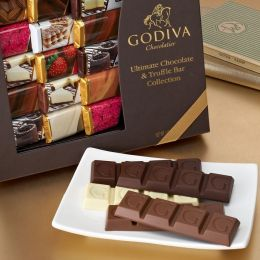 Godiva Ultimate Chocolate & Truffle Bar Collection