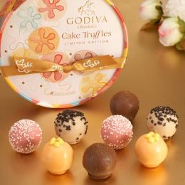 Godiva 8 Piece Duff Goldman Collection