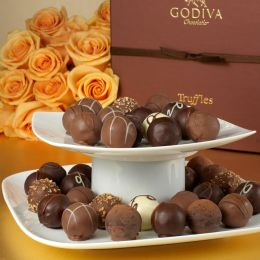 Godiva 36 Piece Truffle Assortment