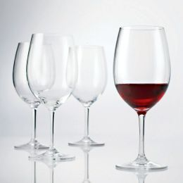 Break-Free PolyCarb Cabernet / Merlot Wine Glasses - Set of 4