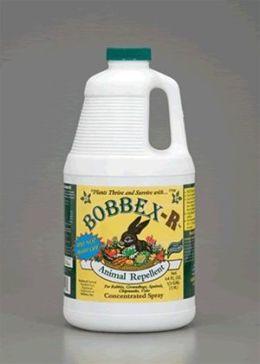 Bobbex-R B550130 Animal Repellant Concentrate .5 Gallon Bottle