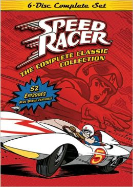Speed Racer - Complete Classic Series Collection