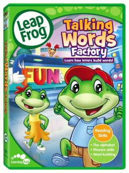 LeapFrog Talking Words Factory