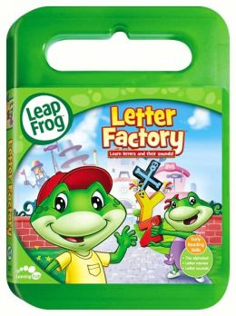 LeapFrog Letter Factory