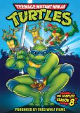 Video/DVD. Title: Teenage Mutant Ninja Turtles: Season 8