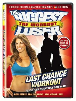 The Biggest Loser: The Workout - Last Chance Workout