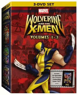 Wolverine and the X-Men, Vols. 1-3
