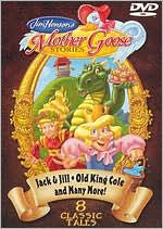 Mother Goose Stories: Jack & Jill