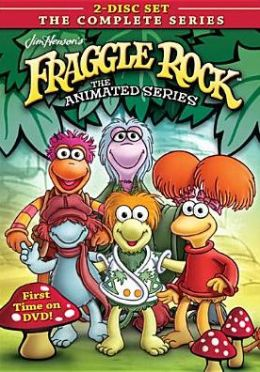 Fraggle Rock: Animated Series (2pc) / (Full Sub)