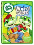 Video/DVD. Title: LeapFrog: Talking Words Factory 2 - The Code Word Caper