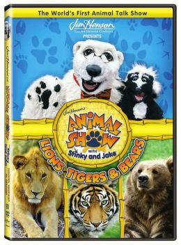 Henson's Animal Show With Stinky & Jake: Lions