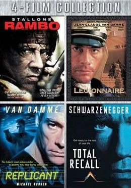 Rambo/Legionnaire/Replicant/Total Recall