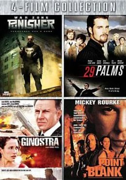 Punisher: War Zone/29 Palms/Ginostra/Point Blank
