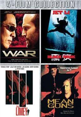 War/Black Mask/Limey/Mean Guns