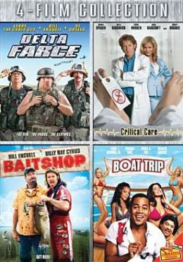 Delta Farce/Critical Care/Bait Shop/Boat Trip