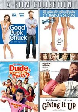 Good Luck Chuck/Coming Soon/Dude, Where's My Car?/Giving It up