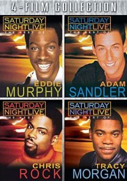 Saturday Night Live: the Best of Eddie Murphy/Chris Rock/Tracy Morgan/Adam Sandler