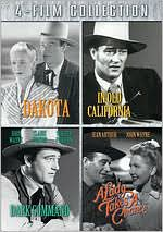 Dakota/in Old California/Dark Command/a Lady Takes a Chance