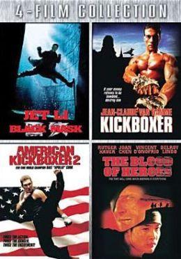 Black Mask/Kickboxer/American Kickboxer 2/Blood of Heroes