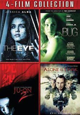 Eye/Bug/Ju-on/Alone in the Dark