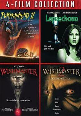 Pumpkinhead Ii/Leprechaun/Wishmaster/Wishmaster 2