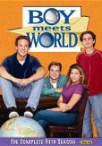 Video/DVD. Title: Boy Meets World: the Complete Fifth Season