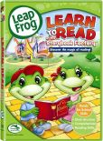 Video/DVD. Title: LeapFrog: Learn To Read at the Storybook Factory