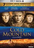 Video/DVD. Title: Cold Mountain