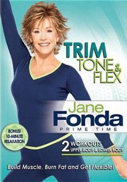 Jane Fonda: Prime Time - Trim, Tone & Flex