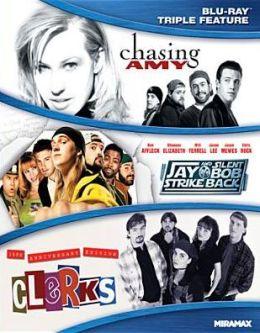 Chasing Amy/Jay and Silent Bob Stirke Back/Clerks