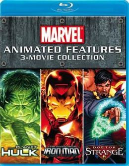 Marvel Animated Features: 3-Movie Collection
