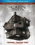 Video/DVD. Title: The Cabin in the Woods