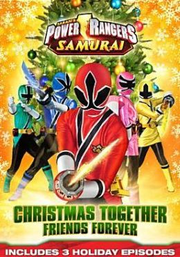 Power Rangers Samurai: Christmas Together, Friends Forever