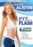 Video/DVD. Title: Denise Austin: Fit in a Flash