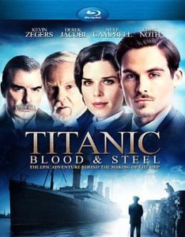 Titanic: Blood & Steel