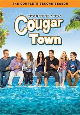 Cougar Town: Season 2 (3pc) / (Ws Ac3 Dol 3pk)
