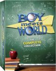 Video/DVD. Title: Boy Meets World: Complete Collection